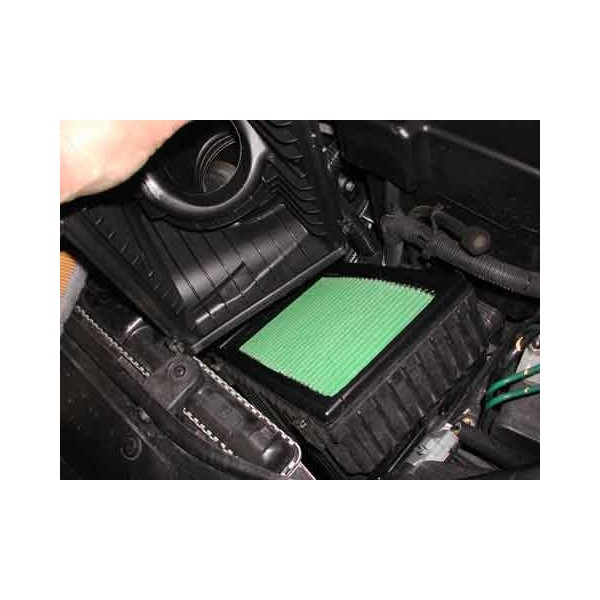 filtre green neuf pour peugeot 206 rc slugauto. Black Bedroom Furniture Sets. Home Design Ideas