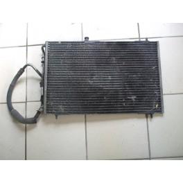 radiateur de clim condenseur pour peugeot 206 s16 ph2 slugauto. Black Bedroom Furniture Sets. Home Design Ideas