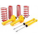 kit suspension av -35mm pour Peugeot 207 NEUFS
