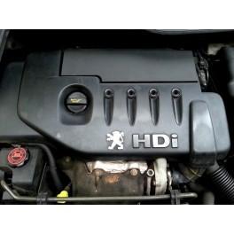 Cache Moteur Pour Peugeot 206 1 4 Hdi Slugauto