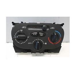 Commande de chauffage manuel pour Peugeot 206 phase 2