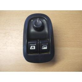 Commande lève vitre avec réglages rétroviseurs pour Peugeot 206