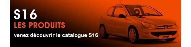 206 S16 / GTI (135/138CH)
